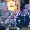 2 Glada damer på fest 17.8-2012